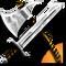 Slashing Weapons Discipline Icon