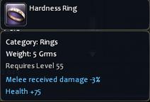Hardnessring