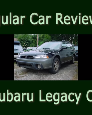 1998 subaru legacy outback regular car reviews wiki fandom regular car reviews wiki fandom