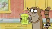 Rigby con jugo rig