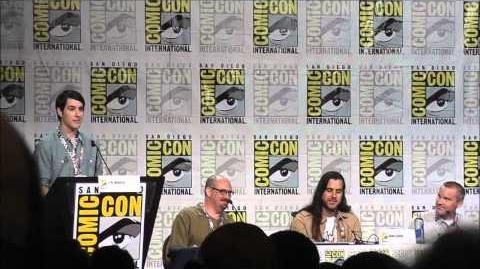 Regular Show Panel - Comic-Con San Diego 2014