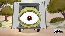 Eyeball delivery