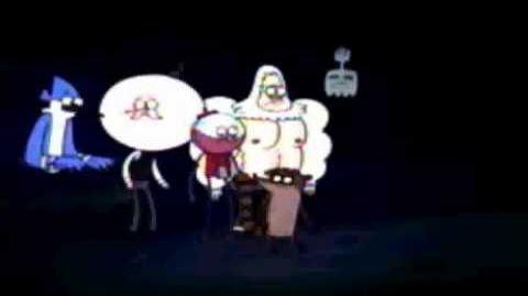 """Cartoon Network LA Promo """" Especial Un halloween más"""" Cuentos de Terror del Parque IV 26 10 2015"""
