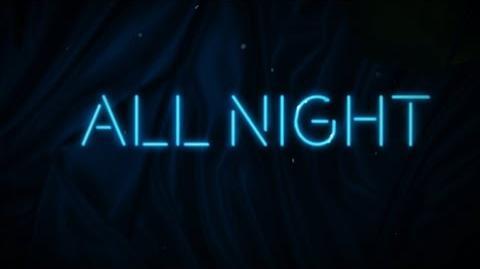 Steve Aoki x Lauren Jauregui - All Night (Lyric Video) Ultra Music