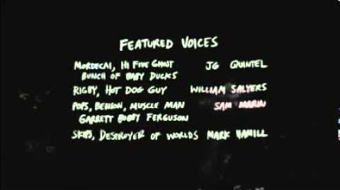 Mini Remix de los creditos del episodio de Un Show Mas Salida 9B