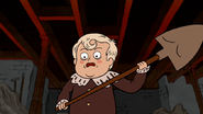 S3E04.066 Percy Holding the Shovel