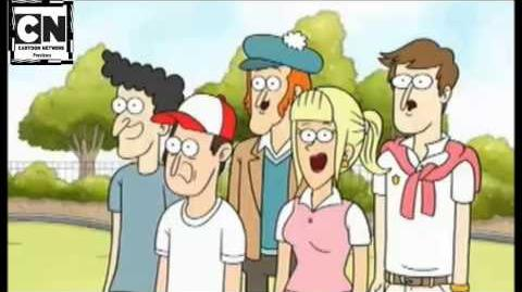 Regular Show Daddy Issues Promo