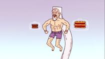Un Show Más - El Sandwich de la Muerte - 99