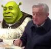 Shrek y amlo