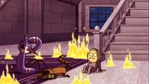 Muerte a las Ocho episode - Número 124