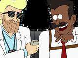 Carter y Briggs (Personajes)
