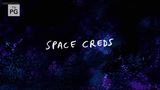 Space Creds - Title Card