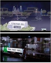 Tho pines mall