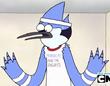Mordecai camisa