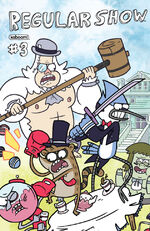 Un Show Más Comic -3 - A