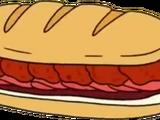 Sándwich de la Muerte