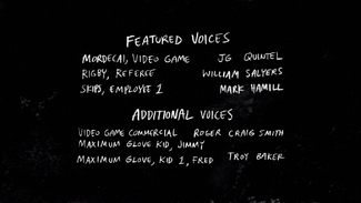 Amos de los Videojuegos episode - Créditos