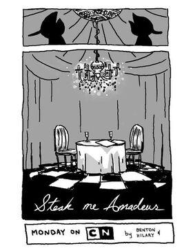 Un Show Más - 116 - Steak Me Amadeus