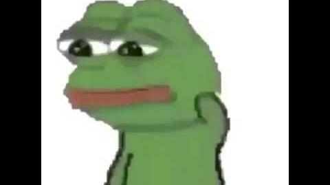 Pepe la rana bailando