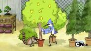 Rigby, Mordecai y el arbol de limones-Mi mami
