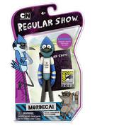 Mordecai toy de 6 pulgadas en su pack