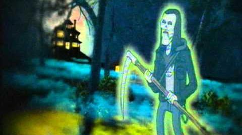 """Cartoon Network LA """"Un Show Más"""" Promo - Especial de Halloween"""
