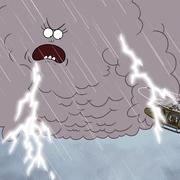 Apariencia CJ tormenta