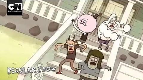 Resetting The Clocks - Regular Show - Cartoon Network