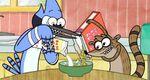Mordecai y Rigby-Piloto