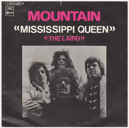 Mississippi Queen - Mountain