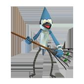 Regular Mordecai