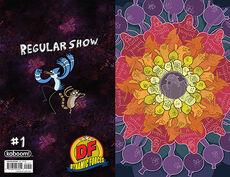 Regular Show Comic -