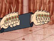 6 dedos