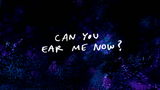Can You Ear Me Now - Title Card