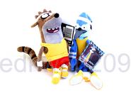 Mordecai y Rigby toys (juego celestial)