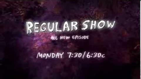 Regular Show- Saving Time (Preview)