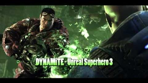 Digital Insanity - Unreal Superhero 3 (Keygen Song) HQ