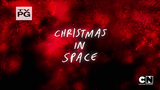 Christmas in Space Title Card