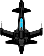 Republic stealth recon fighter by jedimsieer