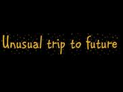 Un peculiar viaje al futuro