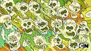 Los zombies desaparecen