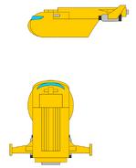 Jedi shuttle by jedimsieer
