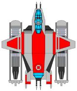 Republic heavy bomber by jedimsieer