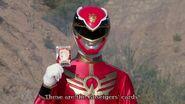 Gosei Red (Super Hero Taisen)