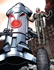 Ultron Maker (Earth-14622) 0001