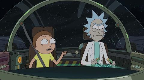 Alien Covenant Rick and Morty sponsored content