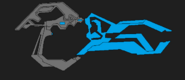 Forerunner sword beam by haloidfan-d4lr15r