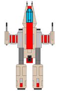 Republic hammer bomber by jedimsieer