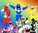 It's VR Morphin Time! All-Star Heroes