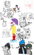 Sketch dumping by bonehatter-d48ufx6